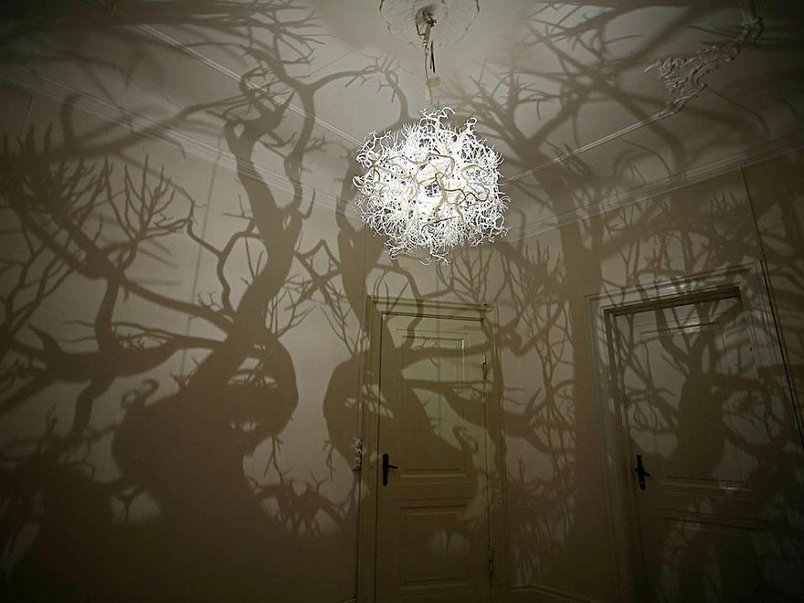 creativelamps30 Самые креативные лампы и светильники