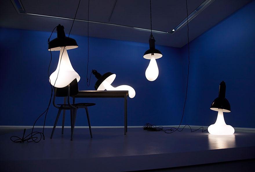 creativelamps31 Самые креативные лампы и светильники