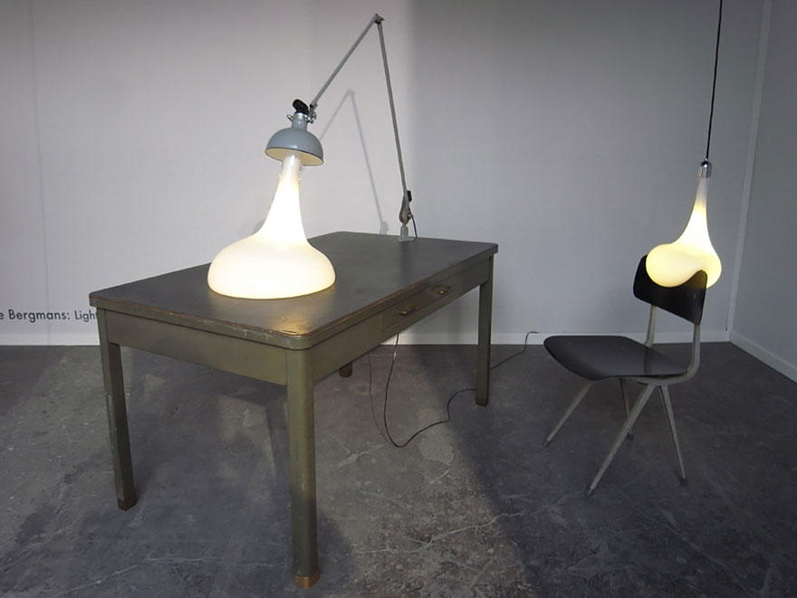 creativelamps32 Самые креативные лампы и светильники