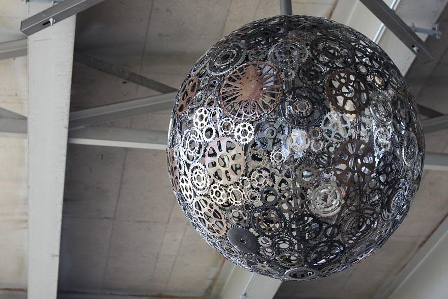 creativelamps36 Самые креативные лампы и светильники