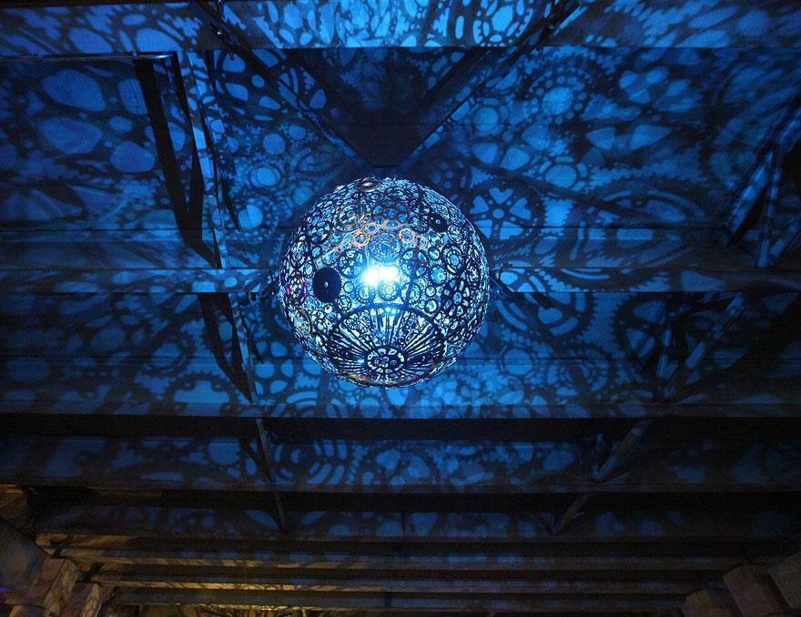 creativelamps38 Самые креативные лампы и светильники