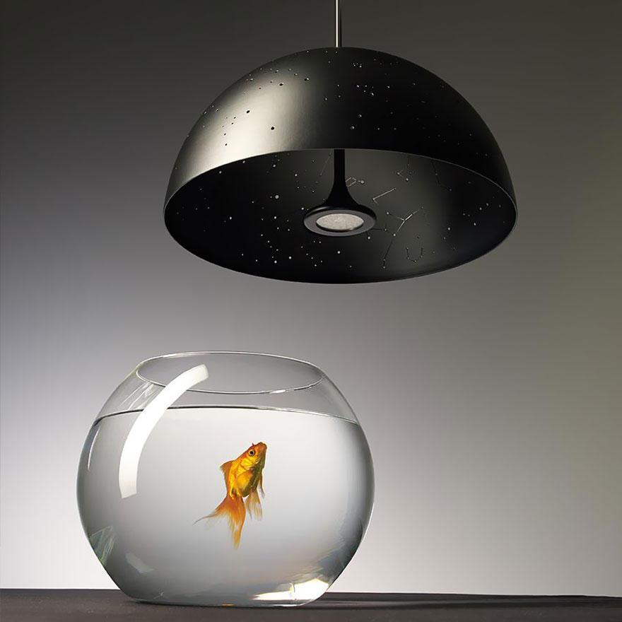 creativelamps40 Самые креативные лампы и светильники