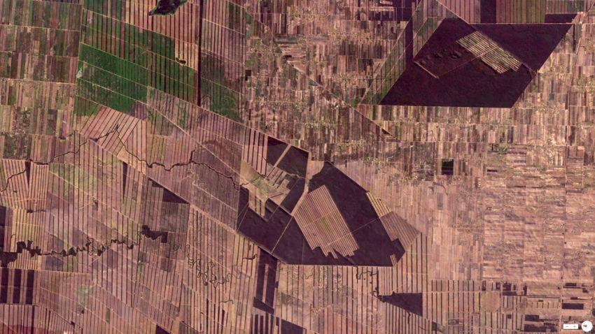 fromspace08 Снимки Земли со спутника