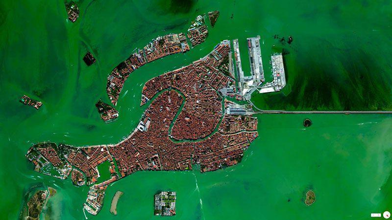 fromspace22 Снимки Земли со спутника