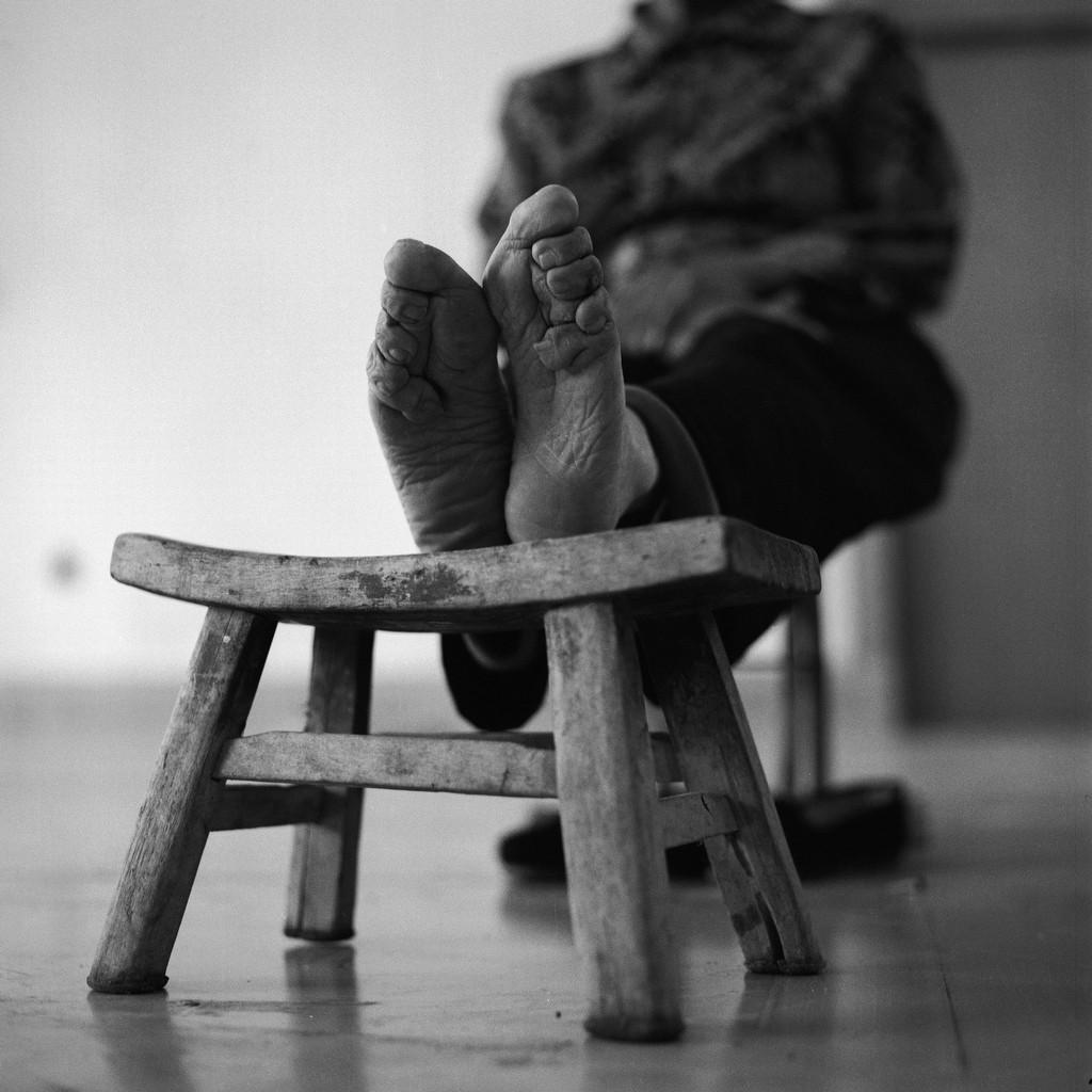 lastfootbinding11 Последние живые китаянки с лотосными ножками