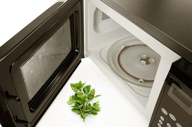 microwave15 25 гениальных советов по использованию микроволновой печи не по прямому назначению