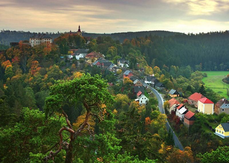 smallesttowns03 6 самых маленьких городов мира
