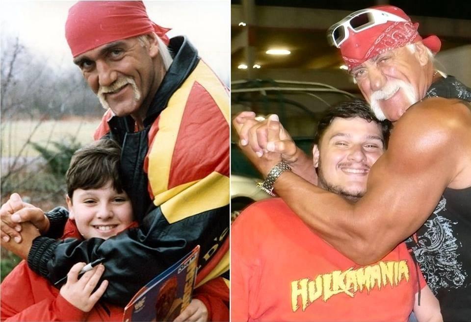 thennow11 До и после: забавные семейные фото десятки лет спустя