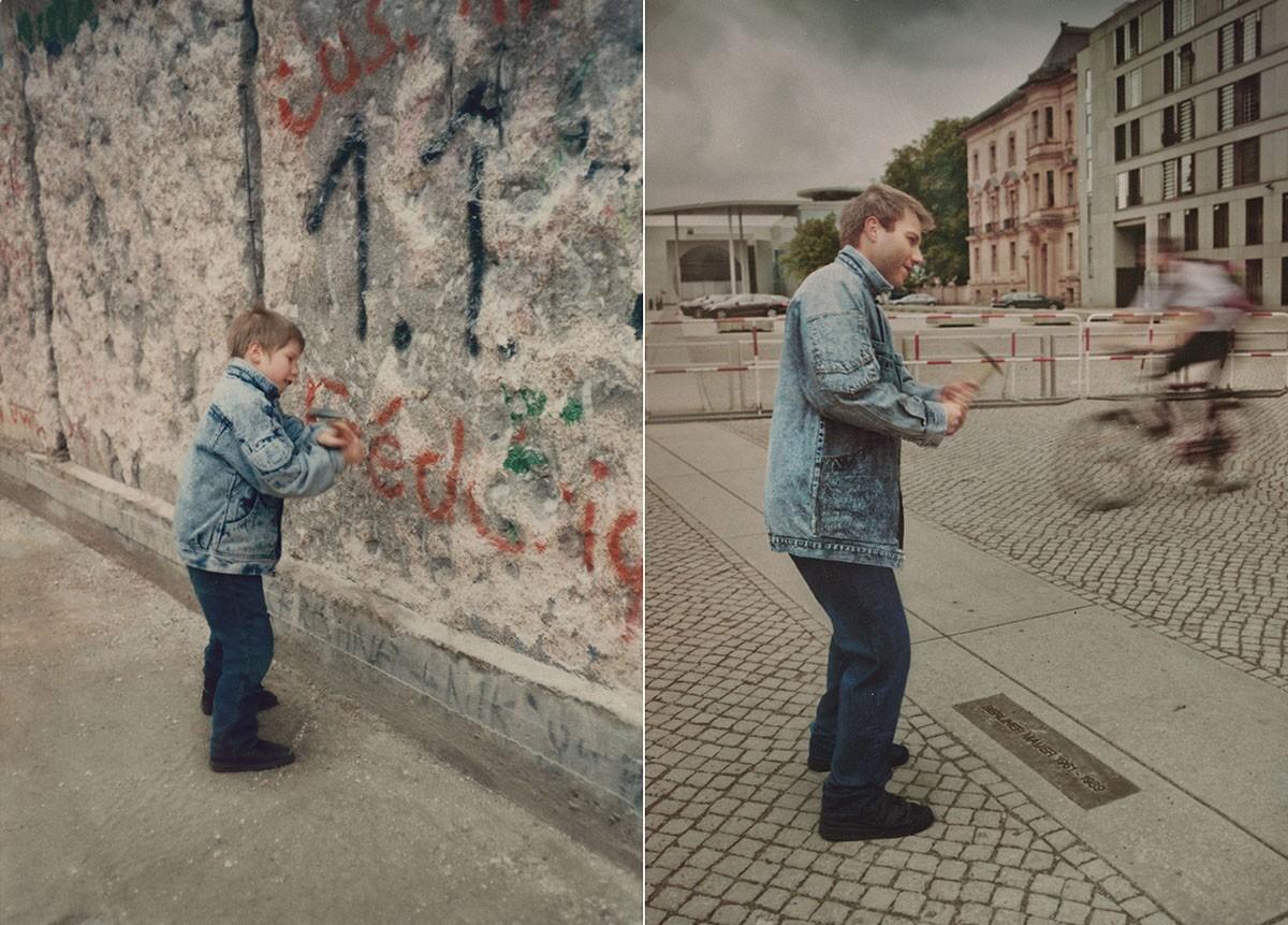 thennow14 До и после: забавные семейные фото десятки лет спустя