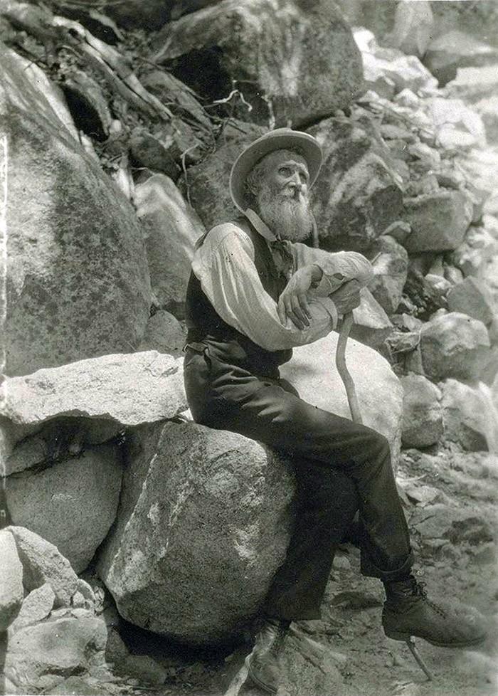 yosemite02 150 лет Йосемити: история национального парка в 15 фотографиях и одном таймлапсе