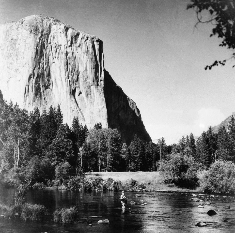 yosemite03 150 лет Йосемити: история национального парка в 15 фотографиях и одном таймлапсе