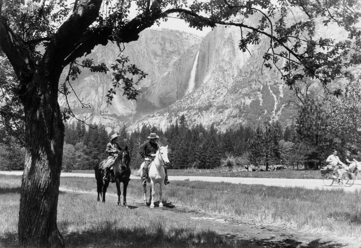 yosemite07 150 лет Йосемити: история национального парка в 15 фотографиях и одном таймлапсе