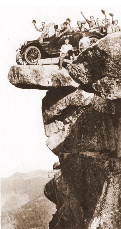 yosemite09 150 лет Йосемити: история национального парка в 15 фотографиях и одном таймлапсе