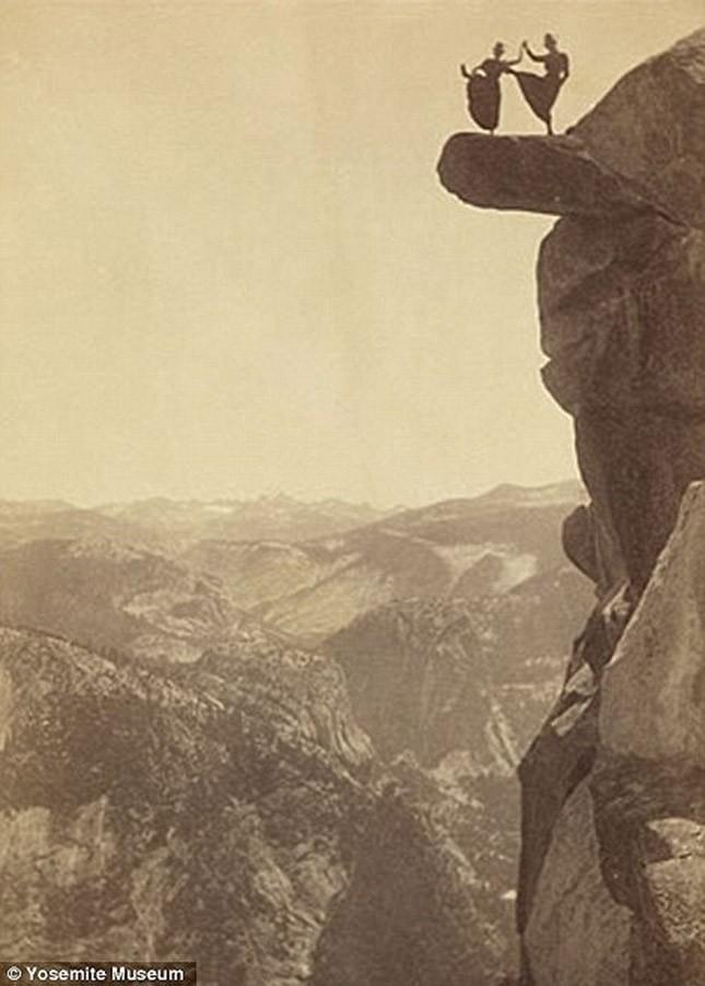 yosemite10 150 лет Йосемити: история национального парка в 15 фотографиях и одном таймлапсе