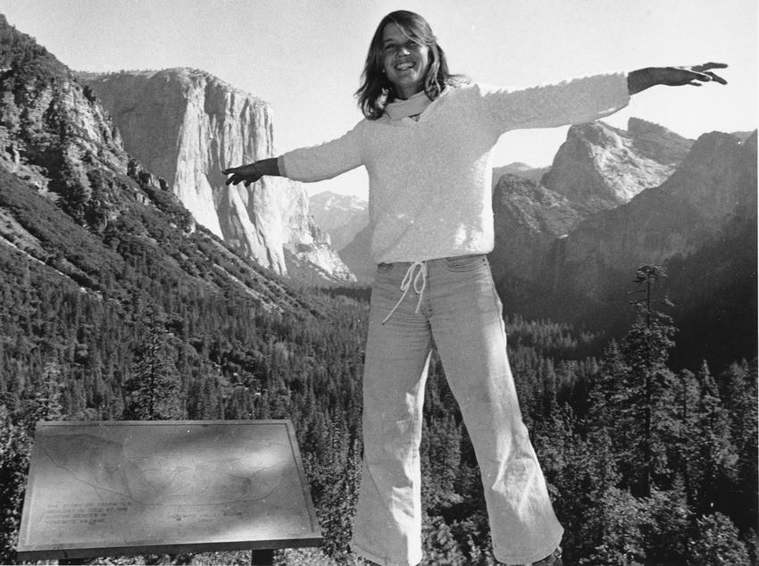 yosemite12 150 лет Йосемити: история национального парка в 15 фотографиях и одном таймлапсе