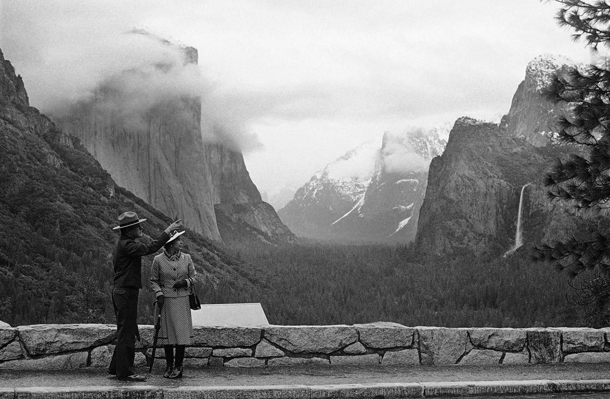 yosemite14 150 лет Йосемити: история национального парка в 15 фотографиях и одном таймлапсе