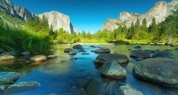 150 лет Йосемити: история национального парка в 15 фотографиях и одном таймлапсе