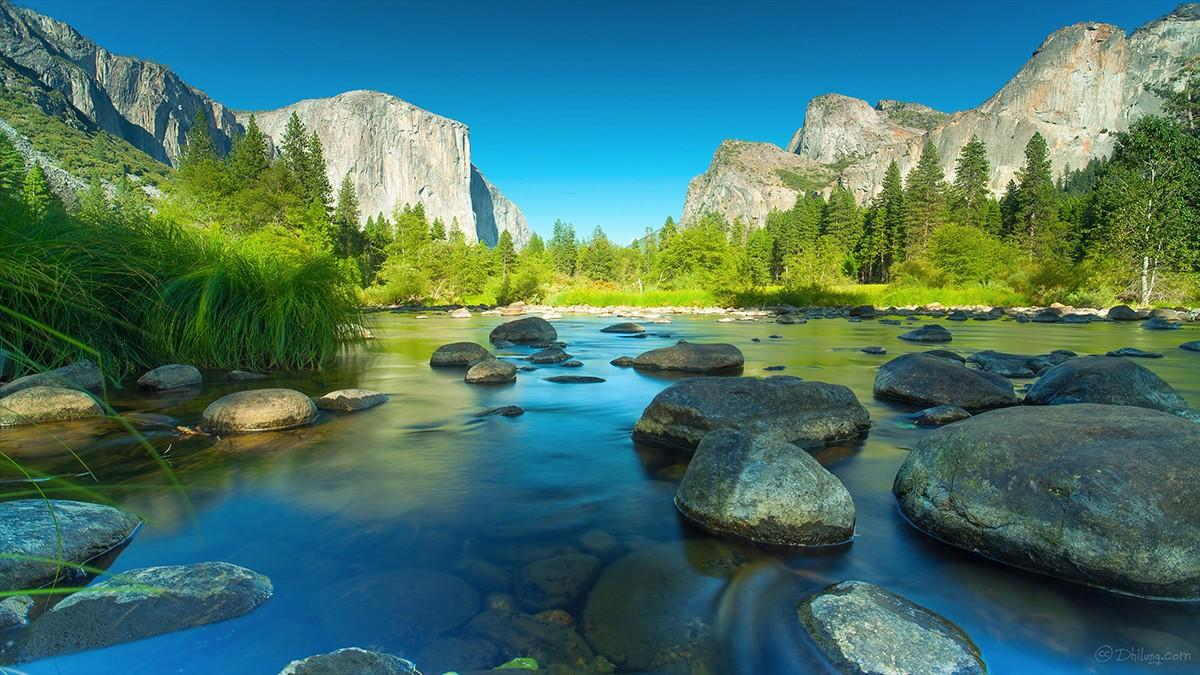yosemite15 150 лет Йосемити: история национального парка в 15 фотографиях и одном таймлапсе