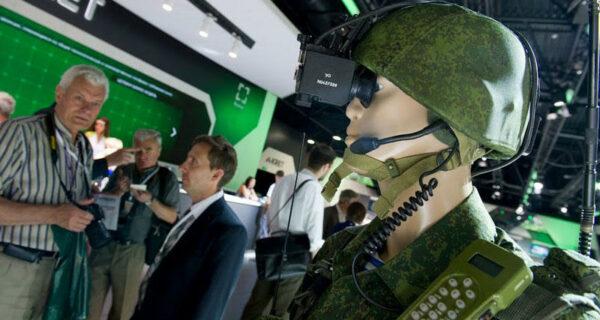 Креативное очарование военных радаров