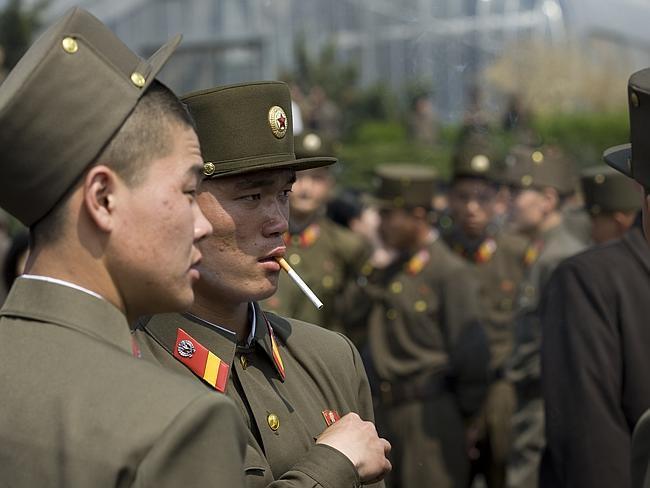 15 586909 Запрещенные фотографии — Северная Корея, снятая скрытой камерой