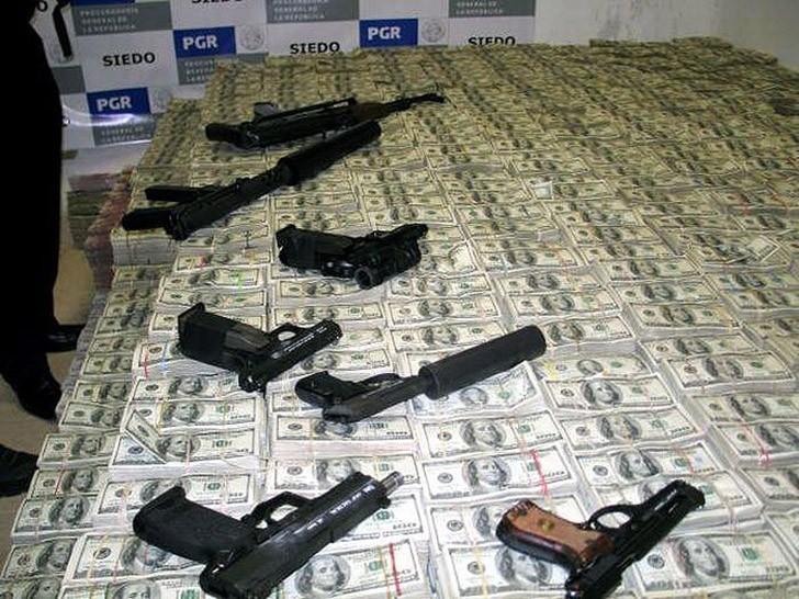 DrugLordsHouse15 В «гостях» у мексиканского наркобарона