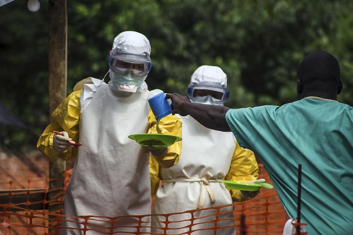 Ebolavirus01 Вирус Эбола: мир лихорадит