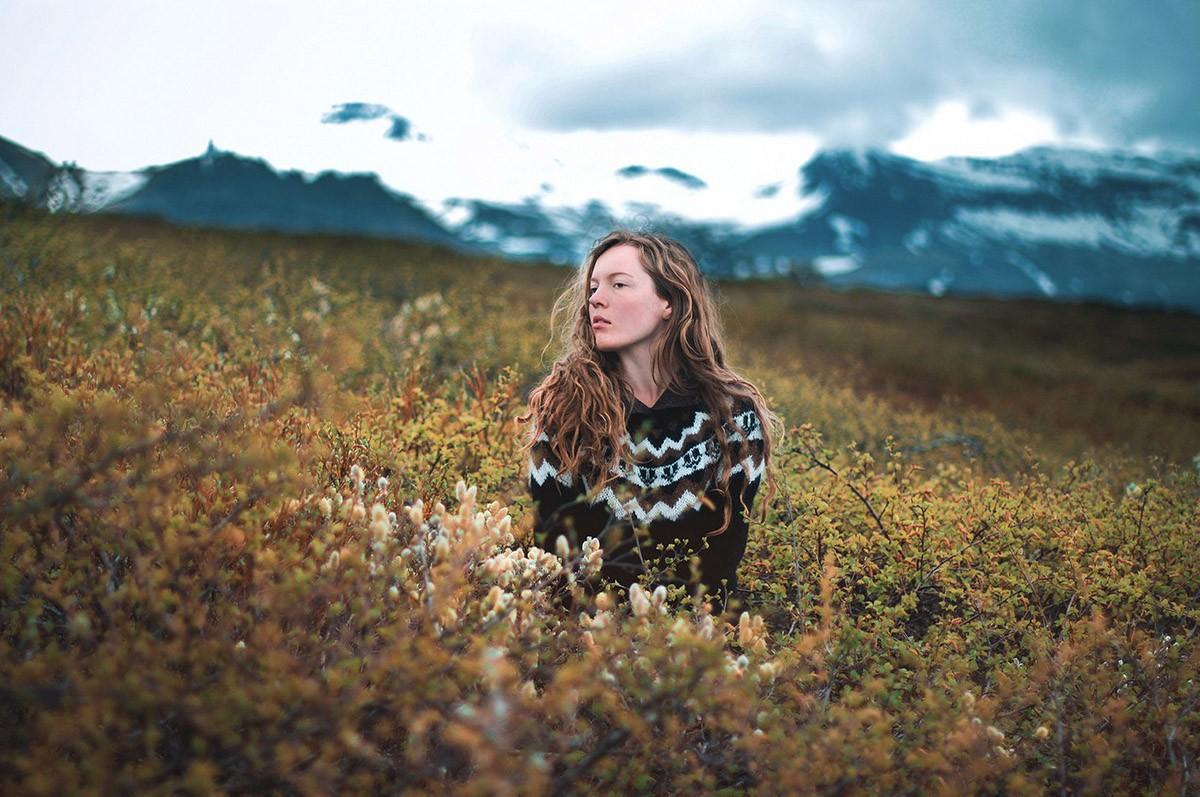 ElizabethGadd13 Любимый фотограф интровертов