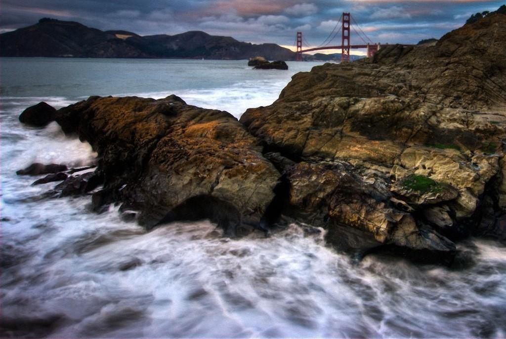 GoldenGate06 Золотые Ворота — самый фотографируемый мост в мире