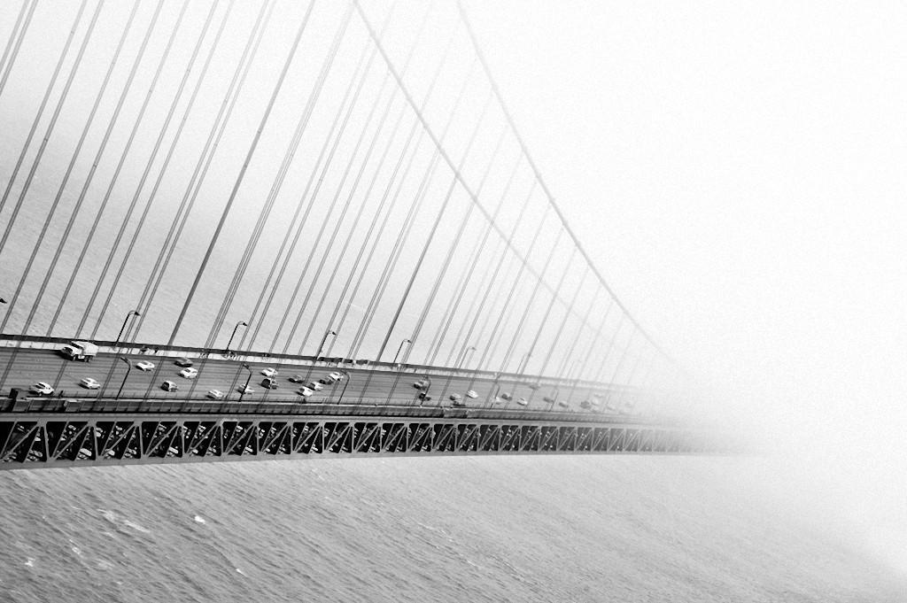 GoldenGate12 Золотые Ворота — самый фотографируемый мост в мире