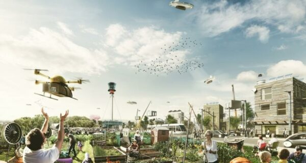 Хитроу: город будущего вместо аэропорта