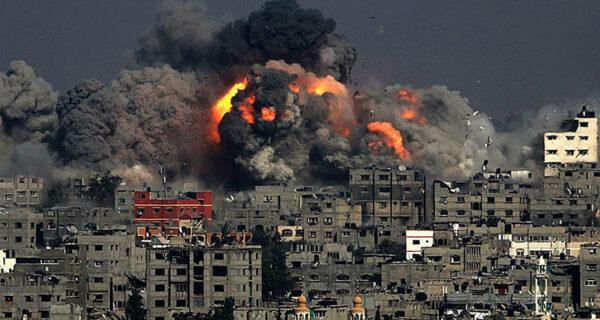 27 шокирующих фото арабо-израильского конфликта