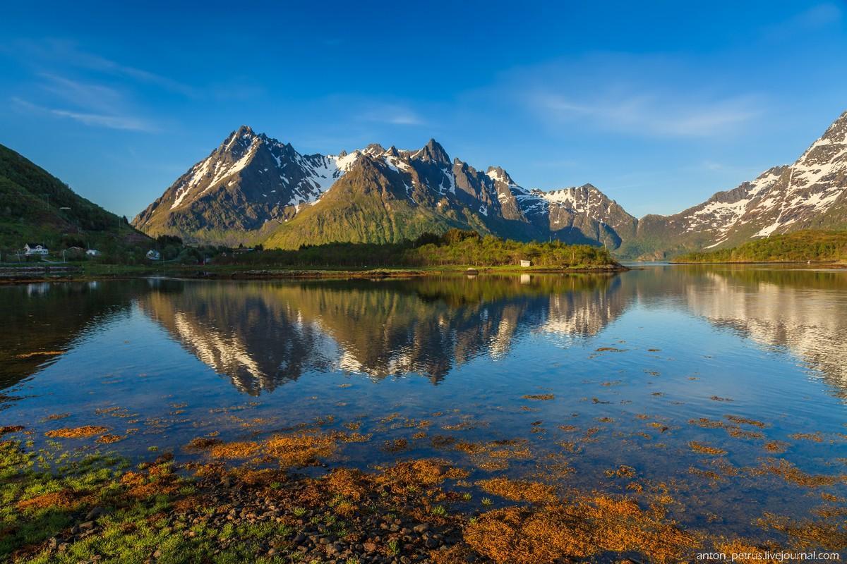 Lofoten01 Лофотены — рай для пейзажистов