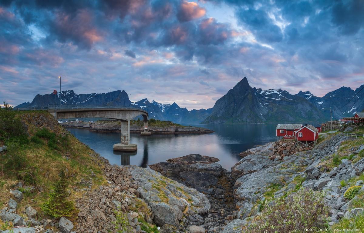 Lofoten10 Лофотены — рай для пейзажистов