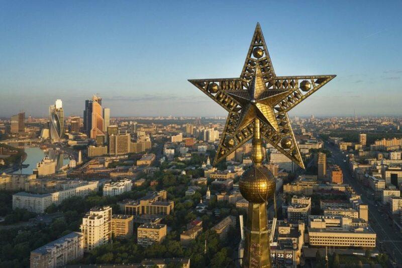 SevenSisters01 800x533 Звезды сталинских высоток, которые вы никогда не видели