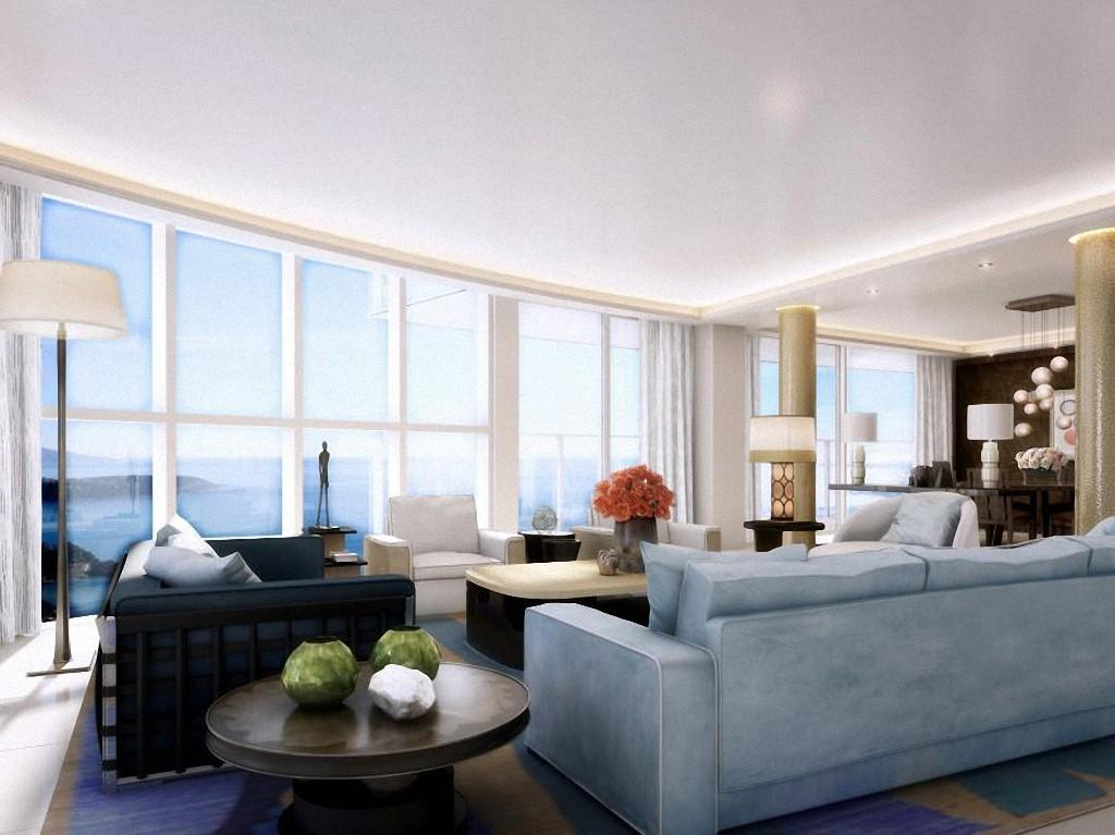 SkyPenthouse03 Sky Penthouse — самый дорогой пентхаус в мире