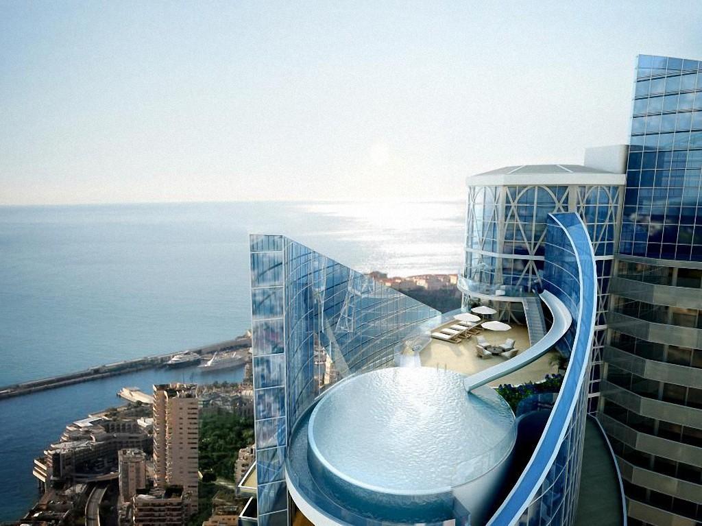 SkyPenthouse06 Sky Penthouse — самый дорогой пентхаус в мире