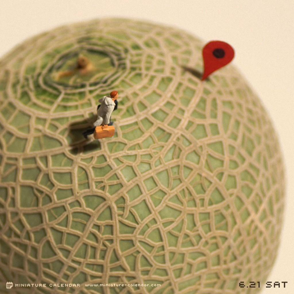 TanakiTatsui03 Неиссякаемая фантазия мастера миниатюр Танаки Тацуи