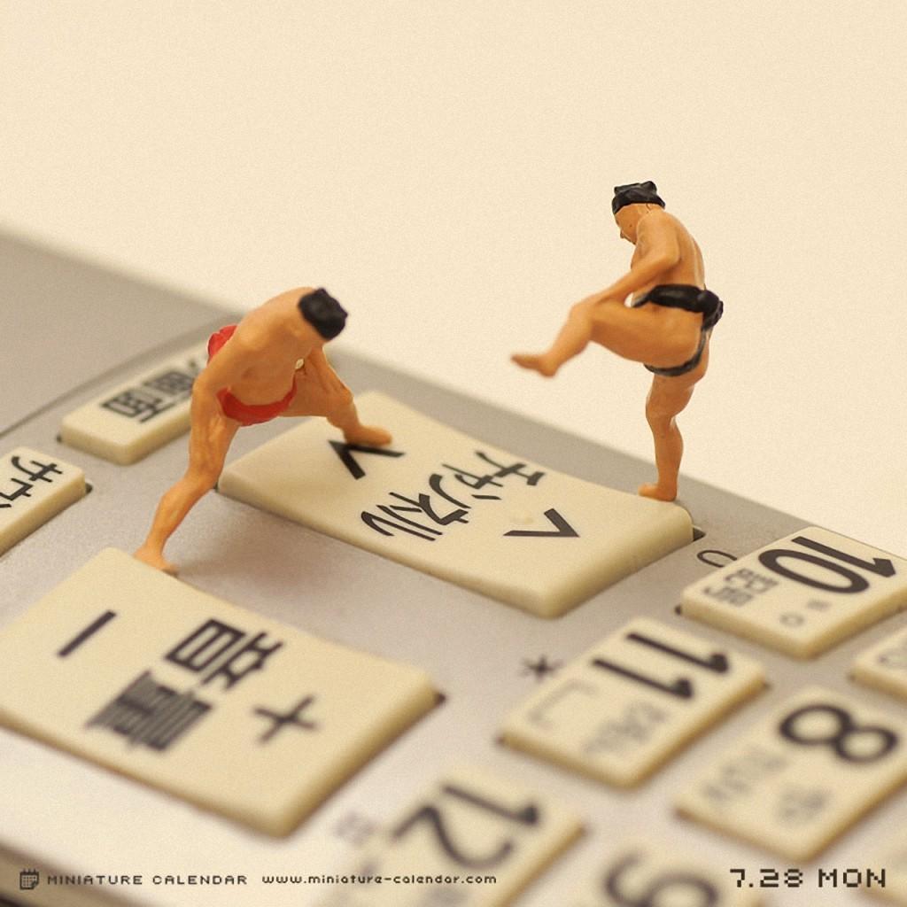 TanakiTatsui10 Неиссякаемая фантазия мастера миниатюр Танаки Тацуи