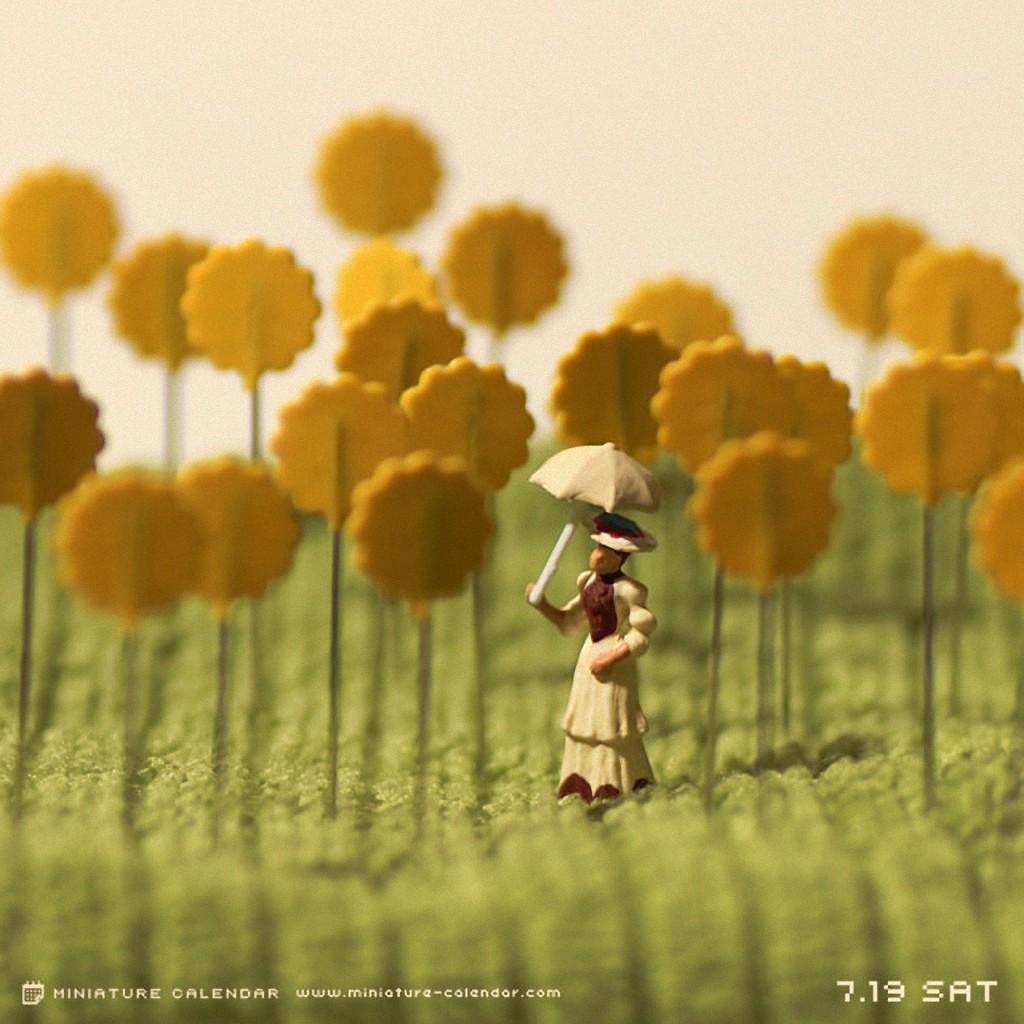 TanakiTatsui13 Неиссякаемая фантазия мастера миниатюр Танаки Тацуи