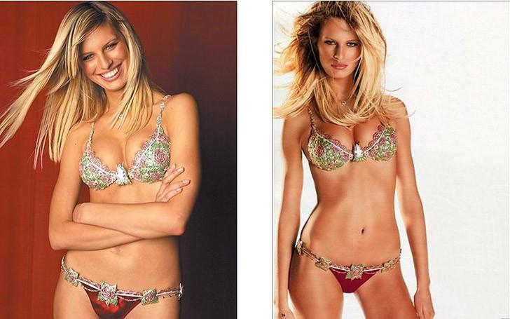 VictoriasSecret04 10 самых дорогих бюстгальтеров от Виктория Сикрет