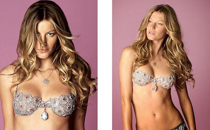 VictoriasSecret09 10 самых дорогих бюстгальтеров от Виктория Сикрет