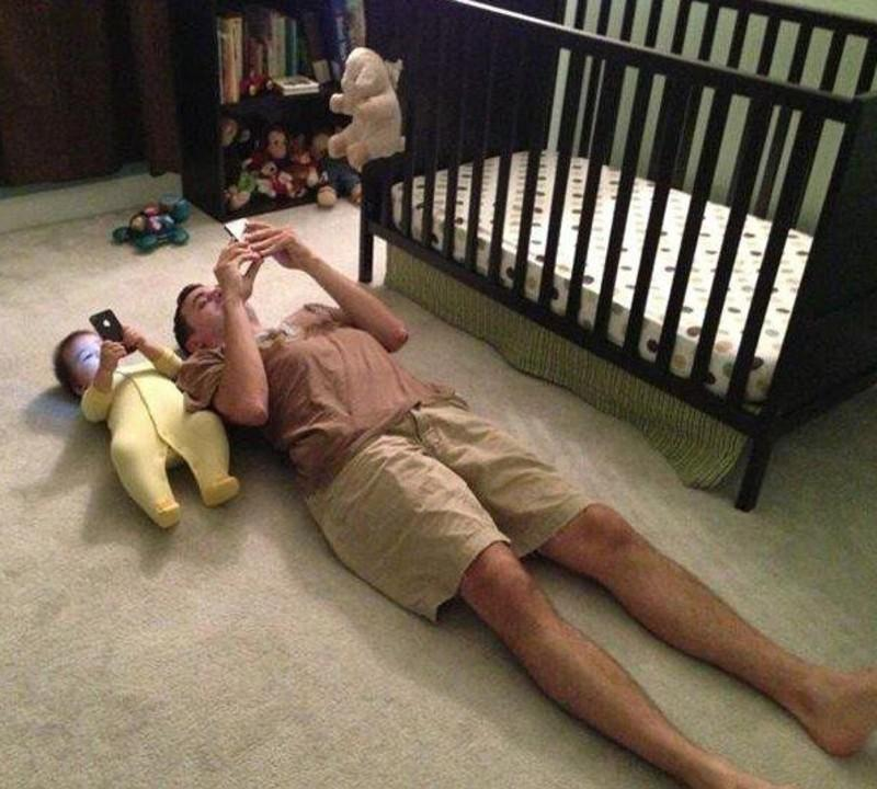 likefatherlikeson10 Сыновья на этих фотографиях — вылитые отцы. И наоборот