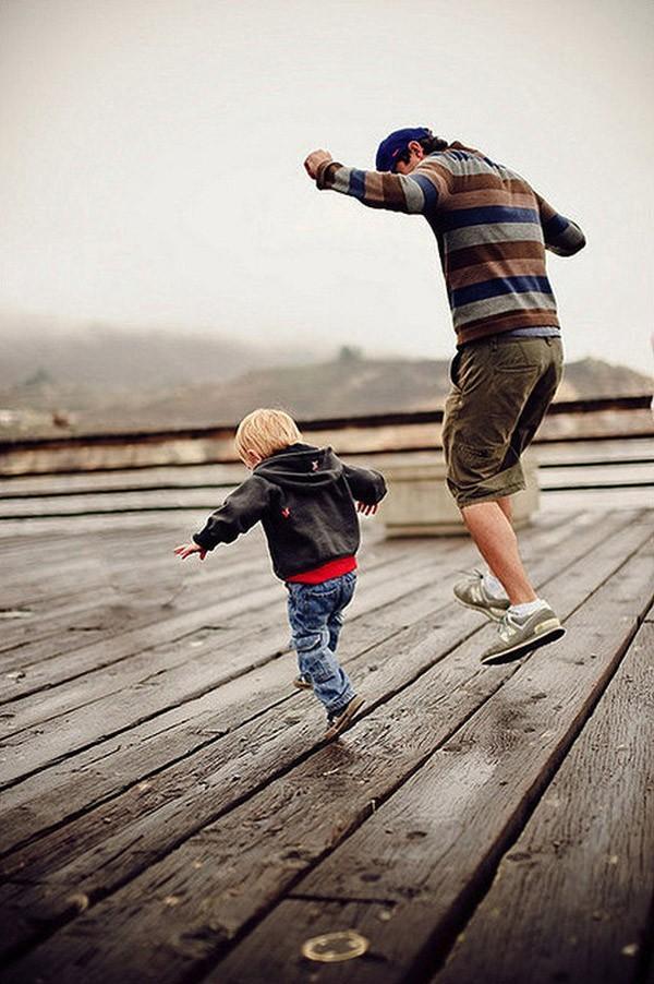 likefatherlikeson13 Сыновья на этих фотографиях — вылитые отцы. И наоборот