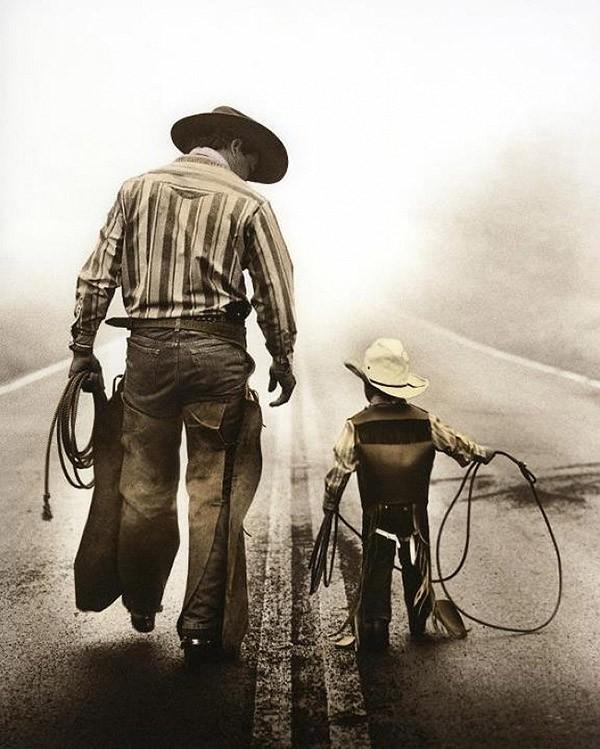 likefatherlikeson14 Сыновья на этих фотографиях — вылитые отцы. И наоборот