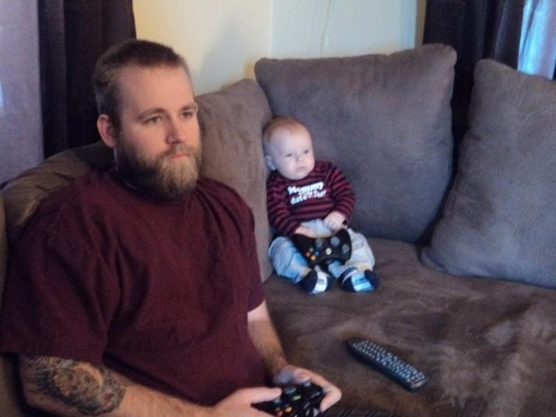 likefatherlikeson21 Сыновья на этих фотографиях — вылитые отцы. И наоборот