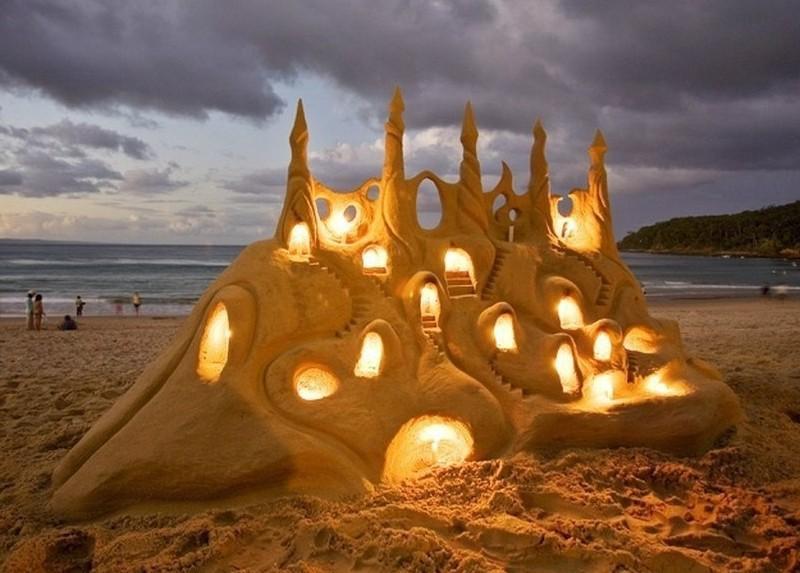 sandcastles00 Замки из песка, которые поразят ваше воображение