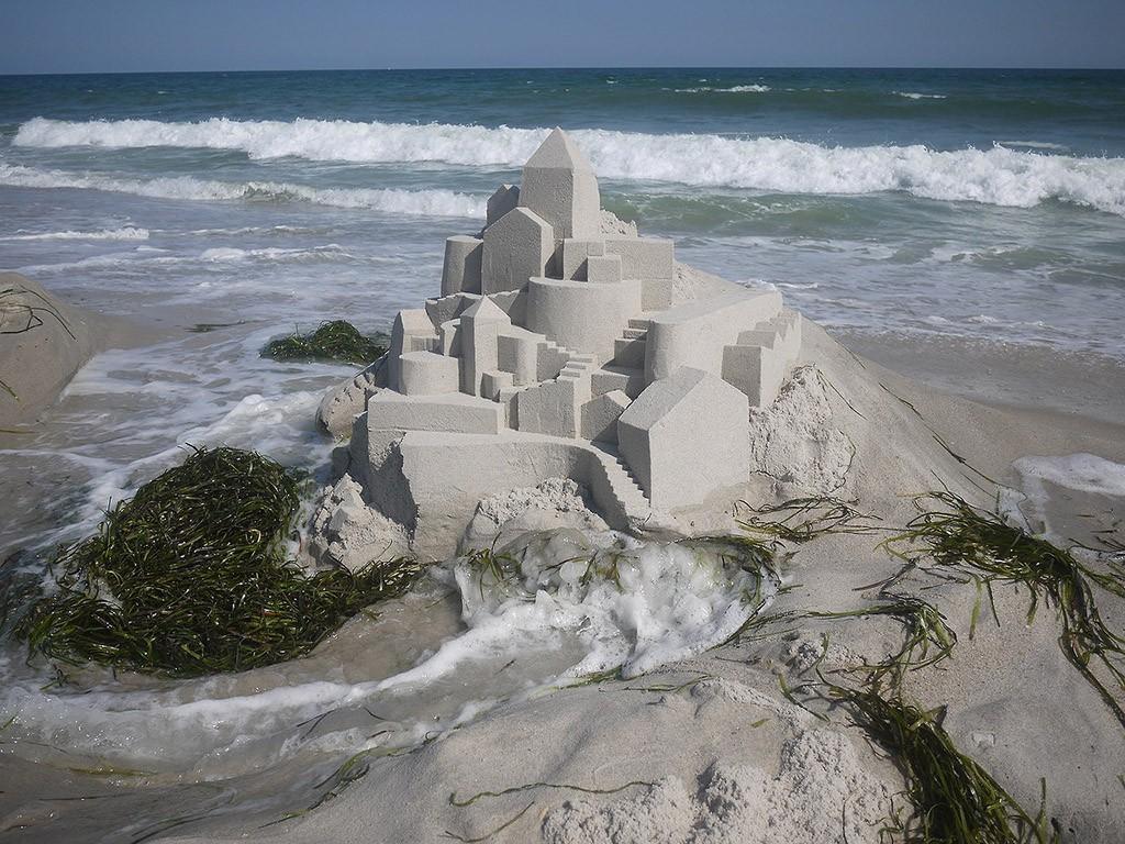 sandcastles05 Замки из песка, которые поразят ваше воображение