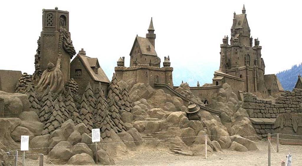 sandcastles06 Замки из песка, которые поразят ваше воображение