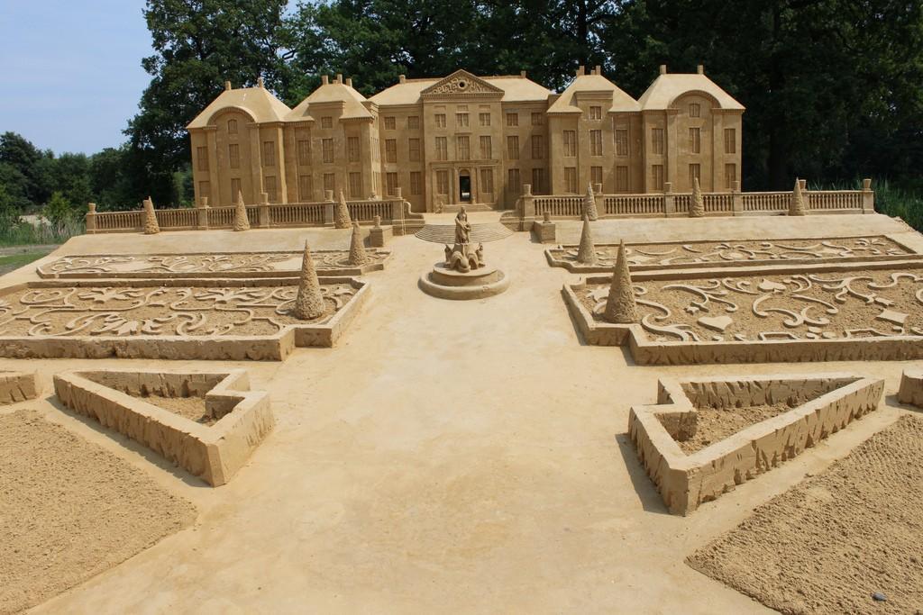 sandcastles12 Замки из песка, которые поразят ваше воображение