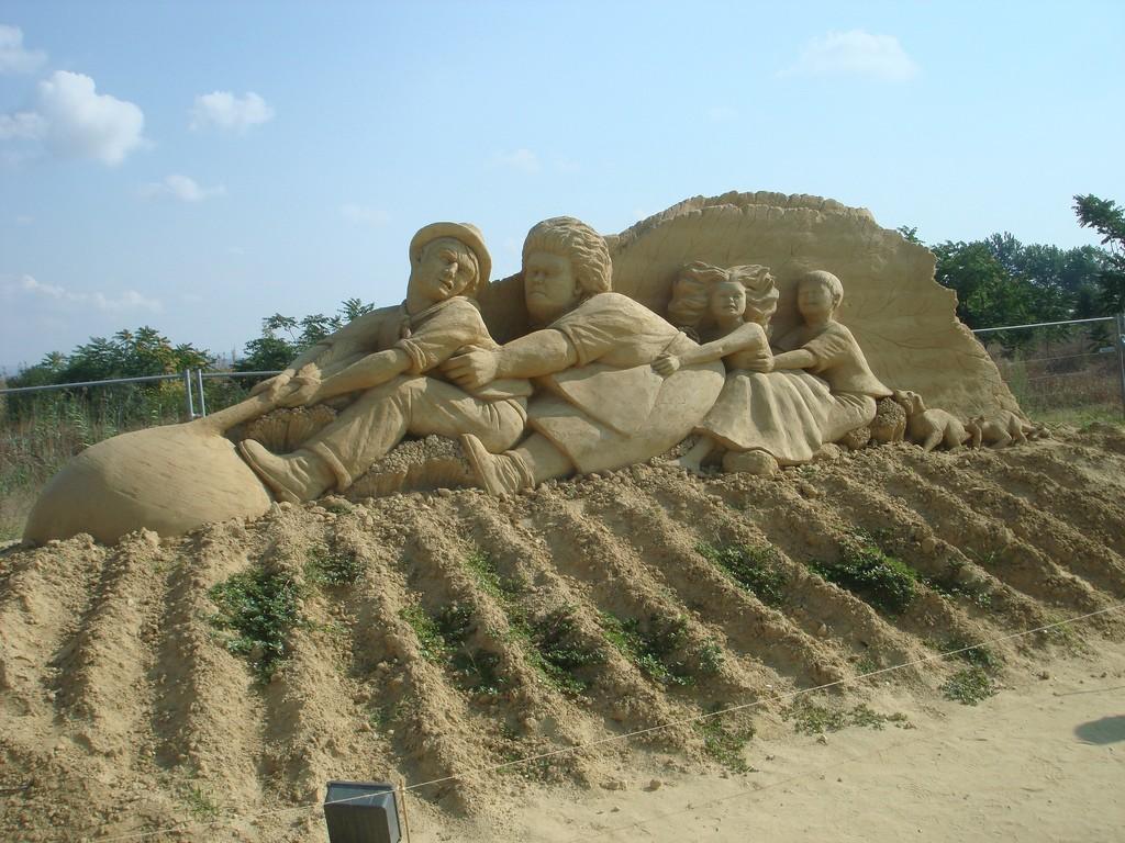 sandcastles14 Замки из песка, которые поразят ваше воображение